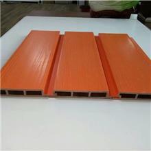 山东户外墙板 塑木共挤墙板园林工程专项使用墙板