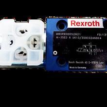 Rexroth力士乐电磁球阀M-3SED6UK1X/350CG96N9K4