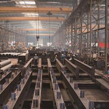 钢结构工程,山东钢结构,三维钢构