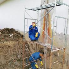 污水池处理池高压注浆堵漏维修