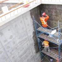 储水池沉降缝漏水高压注浆堵漏