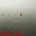 二龙湖水库拦船警戒线