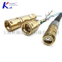 矿用电液支架4K型护套连接器ZE0703-09软线
