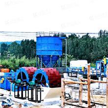 泥浆砂子洗选处理 环保水洗砂设备价格