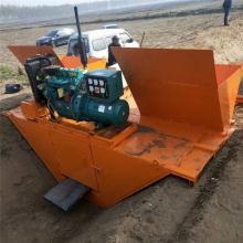 水渠成型机液压行走滑膜机排灌水渠定制厂家