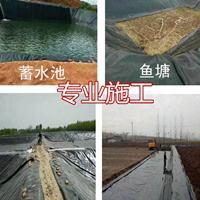 土工膜高密度聚乙烯LDPE EVA隧道防水板1.0 1.5 2.0mm防渗膜
