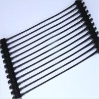 供应钢塑玻纤土工格栅 单向塑料土工格栅护坡路基工程