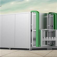 信达分体式餐厨垃圾处理设备,整体化解决垃圾处理难题