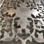 写字楼外墙装饰镂空铝单板