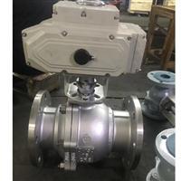 Q941F-16P电动软密封不锈钢球阀标准材料执行器性能稳定