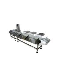 海鲜食品重量分级机 海参分级重量选别机
