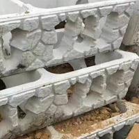 阶梯式护坡模具,生态护坡模具厂家直销鑫砼茂模具