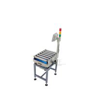 滚筒秤自动流水线_10kg动力滚筒输出电子秤