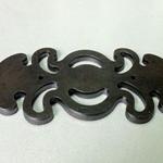 西安铁艺配件造型 激光切割 剪折加工