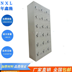 12门不锈钢衣柜 二门钢制存放柜 十二门钣金存放柜
