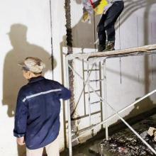 电站蓄水池漏水防水堵漏施工单位