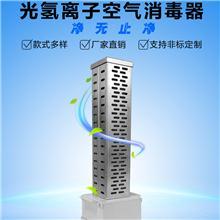 插入式纳米光氢离子消毒器,光氢离子净化装置,纳米光子消毒器