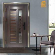 不锈钢门厂直销韩式不锈钢入户防盗门庭院大门