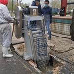 自动污水清污格栅机---污水预处理设备