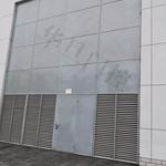 不锈钢变压器门、变压器室折叠门、配电房门厂家