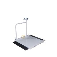 300KG透析电子轮椅秤