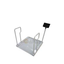 防水定制电子轮椅秤,200kg血透秤