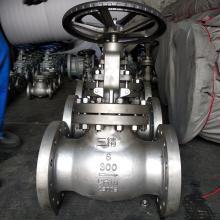J41W-300LB 法兰API不锈钢美标磅级截止阀CF8