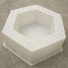 塑料六角护坡模具-植草砖护坡模具-专业生产