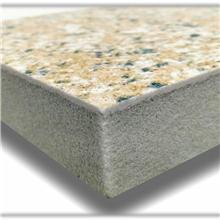 轻质石材烧结一体板-发泡陶瓷有釉面烧结一体板