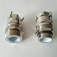 福莱通品牌铜镀镍双锁紧电缆接头成批出售销售