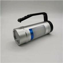 多功能防爆手提灯RJW7106 红蓝光信号灯 磁吸工作灯