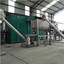 成套化肥粉碎机水溶肥加工流水线