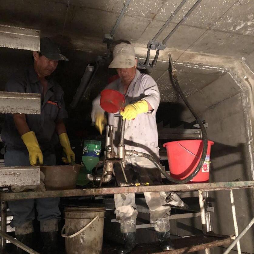 启东市地下室防▲水堵漏处理方法