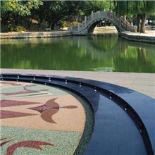 甘肃混凝土艺术压模地坪 免费提供模具颜色可定制 质量有保障