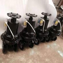 三精EG6B41J英标气动衬胶隔膜阀常闭式铸铁