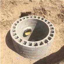 矩形混凝土模块 雨水井模块