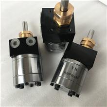 6cc油漆泵 盈晖6cc静电油漆齿轮泵
