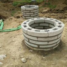混凝土模块 检查井混凝土模块砖的条件