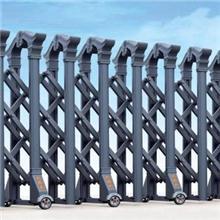 陈江铝合金电动伸缩门,规格齐全品质保证