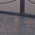 上海厂家直销彩色艺术压印地坪材料 复古地坪工程施工报价单