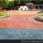 浙江园林艺术地坪的创新设计理念及施工步骤  地坪材料供应商