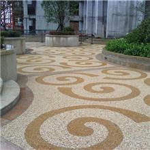 成都彩色压模  压花地坪产品的特点及使用场所   技术指导