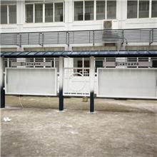 杭州本地提供不锈钢宣传栏制作安装