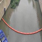 环海水面浮式拦污绳浮体供应厂家