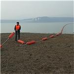 湖面拦漂浮体规格 浮式水面拦污网浮筒供应厂家