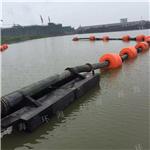 产品颜色可定制水上工程管道浮筒 抽沙组合式塑料浮体