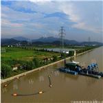 PE河道抽沙管道浮漂 500*800对夹式管道浮筒价格