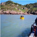 海牧场水质监测浮标 内湖气象水质检测塑料浮体定制出售