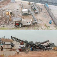 浙江移动式建筑垃圾粉碎机顺利发货 设备精良可靠