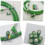 profinet type a b c类型工业以太网电缆网线